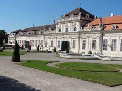 Wenen 080  Unteres Belvedere