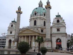 Wenen 146 Karlskirche
