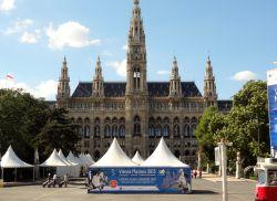 Wenen 182 Neue Rathaus