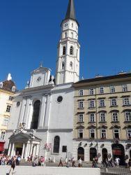 Wenen 190 St Michaelskirche