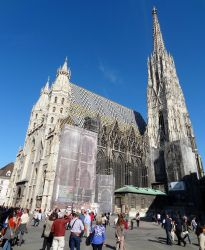 Wenen 199 Stephansdom
