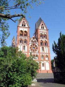 019  Limburg an der Lahn Bischofsplatz St Georgs Dom