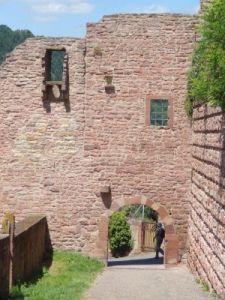 029 Wertheim Burg Wertheim