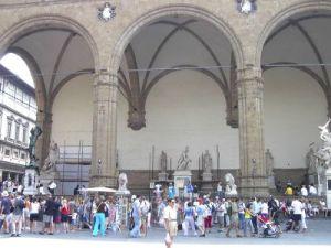 04202004 Florence19 Palazza Vecchio aan het piazza del Signoria5