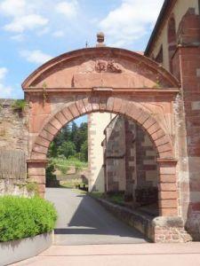 045 Wertheim Kloster Bronnbach