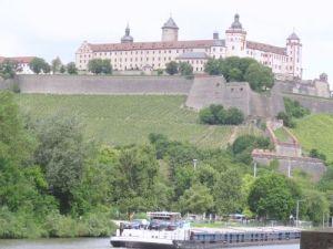 047 Wurzburg Festung Marienberg
