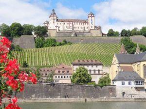 052 Wurzburg Festung Marienberg