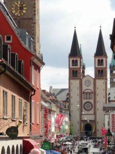 056 Wurzburg Dom St Kilian