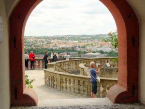 071 Wurzburg Festung Marienberg
