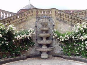 076 Wurzburg Festung Marienberg Furstengarten Princen Garten
