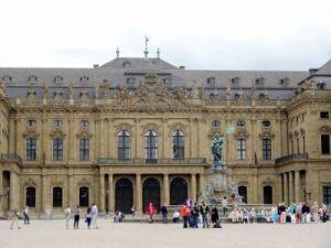 092 Wurzburg Residenz Palast Unesco Werelderfgoed