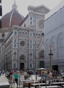139 Florence  Piazza del Duomo