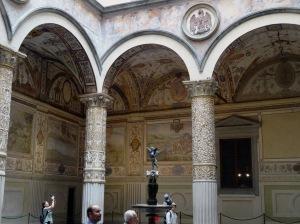 154 Plafond Palazzo Vecchio