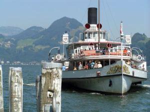 170 zomer 2008 met de boot naar Luzern in 90 min x