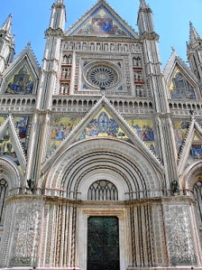 2010 zomer 120 Orvieto Piazza del Duomo, Duomo Orvieto1 x