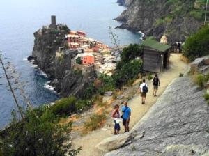 2011 165 Cinque Terre we lopen van Corniglia naar Vernazza x