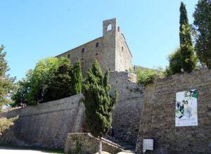 2012 031 Cortona Fortezza Medicea of Fortezza Girifalco