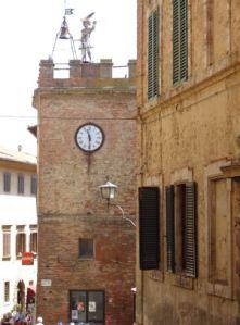 2012 098 Montepulciano Torre dell'Orologio di Pulcinella