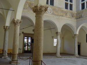 2012 124 Pienza Piazza PioII Palazzo Piccolomini