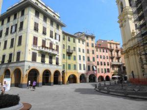 2012 249 Santa Margherita Ligure  Piazza Caprera