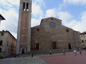 209 Montepulciano, Piazza Grande, Duomo