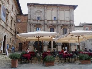214 Montepulciano, Piazza Grande
