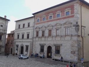 217 Montepulciano, Piazza Grande, Palazzo Contucci