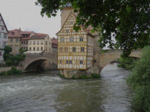 25 Bamberg Altes Rathaus 2