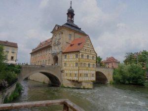27 Bamberg Altes Rathaus 9