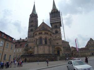 33 Bamberg Dom St Peter und St Georg2