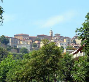 41 Bergamo Altes Stadt
