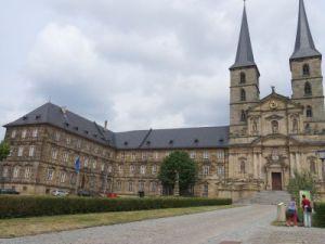50 Bamberg Kloster kirche St Michael