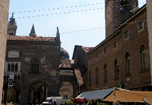 50 Bergamo palazzo del Podestà