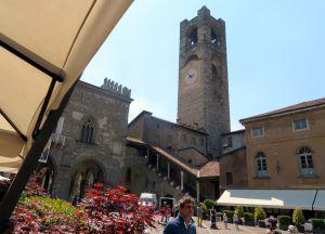 51 Bergamo Piazza Vecchia