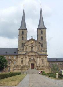 53 Bamberg Kloster kirche St Michael2