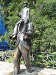 045 Franz Kafka een beroemd duitstalige schrijver