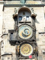 050 Oude stadsplein, Staromestske namesti ,de Astronomische klok