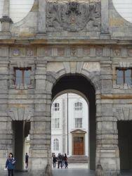 079 Praagse Burcht naar de tweede binnenplein