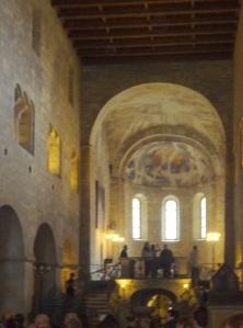 098 Praagse Burcht, St Jorisbasiliek wordt gezien als een vd belangrijkste Romaanse monumenten in Praag.