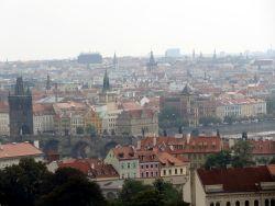 108 uitzicht vanaf Praagse burcht