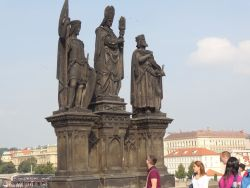 147  Monument op de Karelsbrug
