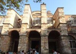 ist 082 Aya Sophia, Haghia Sophia werd gebouwd als Byzanthijnse kerEntree 20 TL.