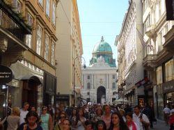 Wenen 062 Kohlmarkt duurste winkelstraat