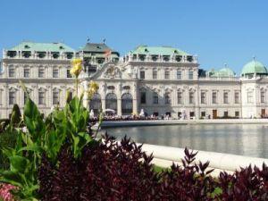 Wenen 103 Unteres Belvedere - kopie