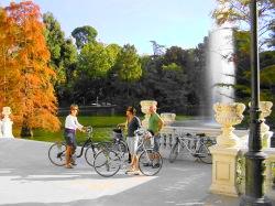Madrid 09 fietstocht Parque del Buen Retiro El Jadin Chino