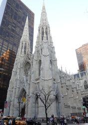 293 St Patricks Cathedral op de Fifth Avenue