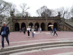 322 Central Park Bethesda Terrace met fontein8