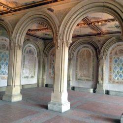 325  Central Park Bethesda Terrace met fontein12