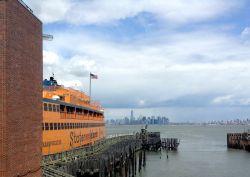 363 Staten Island 3 ferry met uitzicht