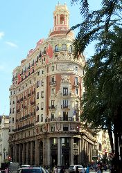 043 Hoofdkwartier vd bank of Valencia